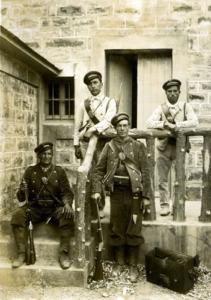 Guardería Forestal 1908 © Cartagra